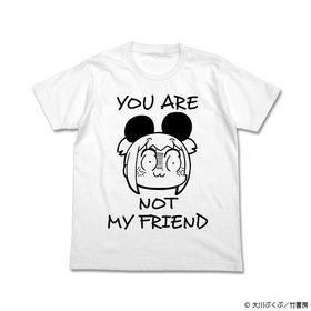 ポプテピピック ポプ子のけものTシャツ