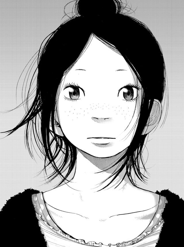浅野いにお「ソラニン」より芽衣子。映画「ソラニン」は2010年、全国ロードショー。(C)浅野いにお/小学館