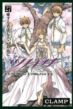 発売中のCLAMP「ツバサ-RESERVoir CHRoNiCLE-」27巻。最終28巻は11月17日発売。