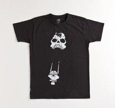 ブルックの頭蓋骨が迫力あるデザインの「ブルック」Tシャツ。(C)尾田栄一郎/集英社・フジテレビ・東映アニメーション