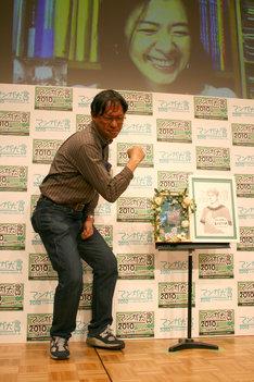 4月11日の放送では、「マンガ大賞2010」授賞式の模様も放映される予定だ。