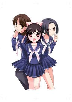 櫻太助の新連載「ラブプラス Girls Talk」(C)2009 Konami Digital Entertainment