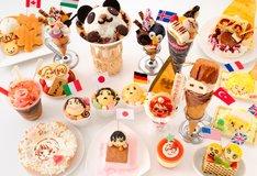 「ヘタリア デザート&フード」は全部で25種類。