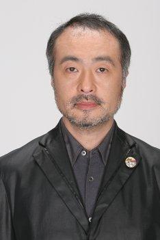 バカボンのパパ役を演じる松尾スズキ。