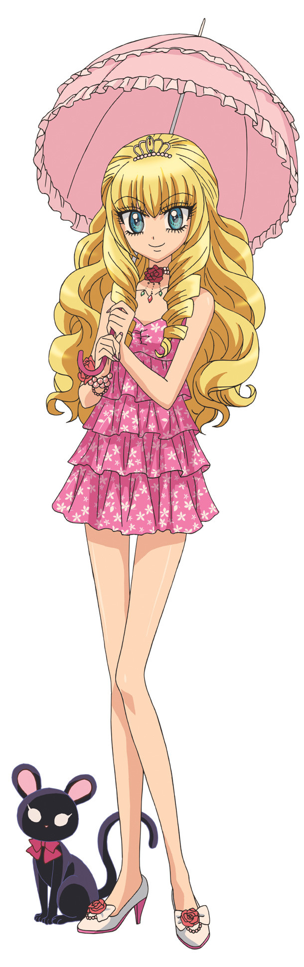 アニメ「姫ギャル♥パラダイス」のイメージ。(C)和央明/小学館