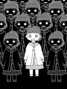 施川ユウキ新連載「寝ろ、起きろ、学校行け!」カット