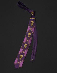 吉良吉影のネクタイをモチーフにした「KILL・A Jacquard tie」。(C)LUCKY LAND COMMUNICATIONS / SHUEISHA