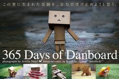 「365 Days of Danboard」の告知用画像。(c)Arielle Nadel Photography, LLC (c)KIYOHIKO AZUMA/YOTUBA SUTAZIO