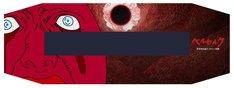 ベヘリットが大きくあしらわれた、金環食観測メガネ。(c)三浦建太郎(スタジオ我画)・白泉社/BERSERK FILM PARTNERS