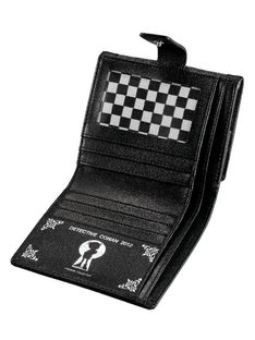 newest 86338 f9f58 青山剛昌公認「コナン」財布、隠しポケット付き多機能設計 ...
