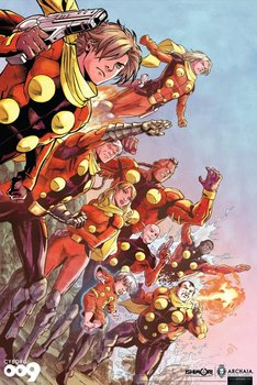 「Cyborg009」イメージボード