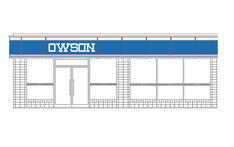 「S市杜王町 OWSON」の店舗イメージ。