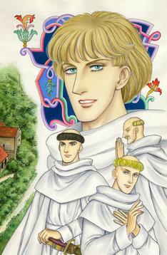 「修道士ファルコ」カット