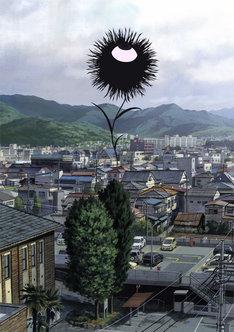 TVアニメ「惡の華」キービジュアル。(C)押見修造・講談社/「惡の華」製作委員会