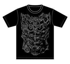 「『エクゾスカル零』強化外骨格Tシャツ」