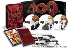 「009 RE:CYBORG」豪華版Blu-ray BOXのセット内容 ※ジャケットはイメージ。(c)2012 「009 RE:CYBORG」製作委員会
