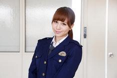 村中役を演じる、AKB48の河西智美。