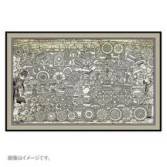森薫「乙嫁語り」シリーズ第2弾より、ストール。サイズは1000×640mm。