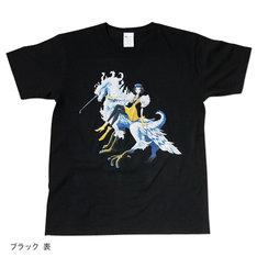 ファティマ シルエットTシャツ(京)