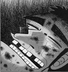 「最強伝説 黒沢」カット。「新黒沢 最強伝説」がどのような展開を見せているのかは、ビッグコミックオリジナル11号にて確認しよう。