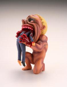 進撃の巨人 絶望と反攻のヴィネット「ヒトを喰らう巨人」(c)諫山創/講談社
