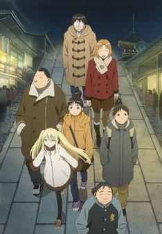 「げんしけん 二代目の六」15巻特装版付属のDVDには、成田山初詣のエピソードが収録される。