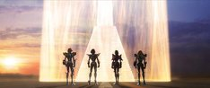 「聖闘士星矢 LEGEND of SANCTUARY」のスチール写真。(c)車田正美/「聖闘士星矢」製作委員会