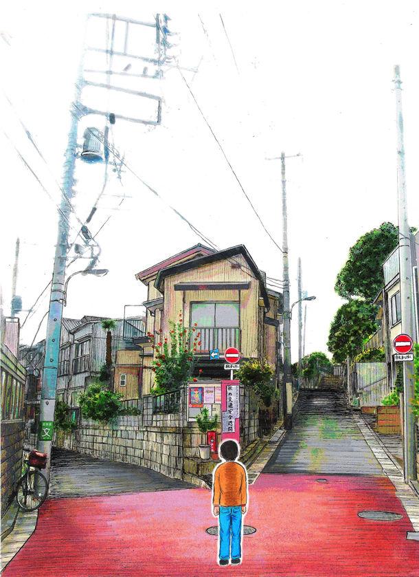 清野とおるの赤羽イベントin歌舞伎町、「北区赤羽」2巻で - コミックナタリー