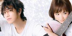 「カノ嘘 冬フェス2013」のビジュアル。(c)2013青木琴美・小学館/「カノジョは嘘を愛しすぎてる」製作委員会