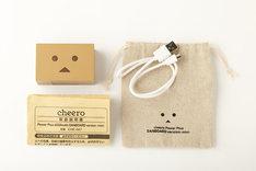 「cheero Power Plus DANBOARD version‐mini‐」