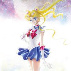 「美少女戦士セーラームーン THE 20TH ANNIVERSARY MEMORIAL TRIBUTE」ジャケット(C)武内直子・PNP・東映アニメーション (C)Naoko Takeuchi