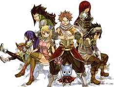 「FAIRY TAIL」カット
