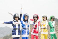 映画「女子ーズ」メインビジュアル (c)2014「女子ーズ」製作委員会