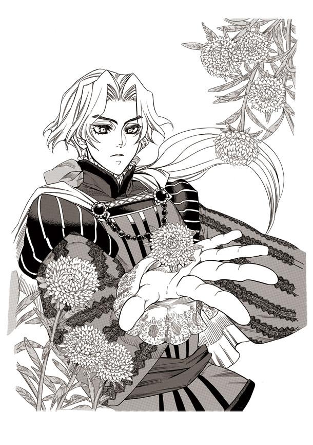 「RE:BORN ~仮面の男とリボンの騎士~」のカット。