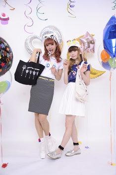 「美少女戦士セーラームーン」×スピンズコラボ商品のイメージ。(c)武内直子・PNP・東映アニメーション(c)Naoko Takeuchi