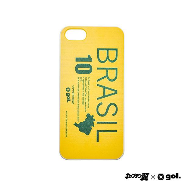 キャプテン翼×gol. iPhone 5s/5 ケース[ブラジル10](c)Yoichi Takahashi/SHUEISHA