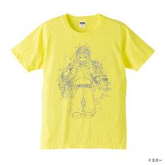 PEZ Tシャツ イエロー
