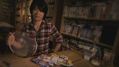 許斐剛 写真提供:NHK