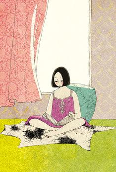 池辺葵がWEBで新連載、女性と家...
