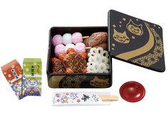 「#1食べて美味しいおせち」(c)羽海野チカ/白泉社