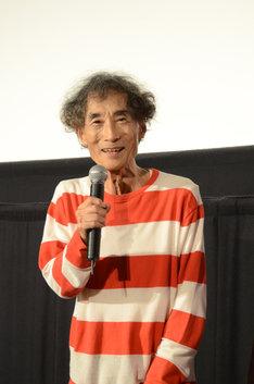 楳図かずおは、9月3日に78歳の誕生日を迎えた。