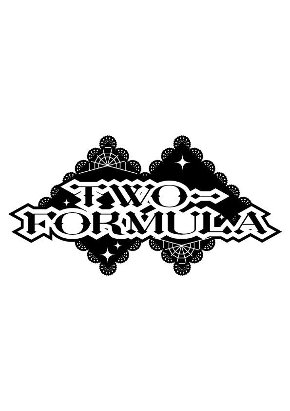 TWO-FORMULAロゴ