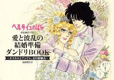「愛と波乱の結婚準備ダンドリBOOK」の表紙。