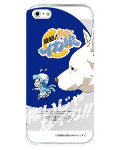 「侵略!イカ娘」特製iPhoneケースのうち1種。