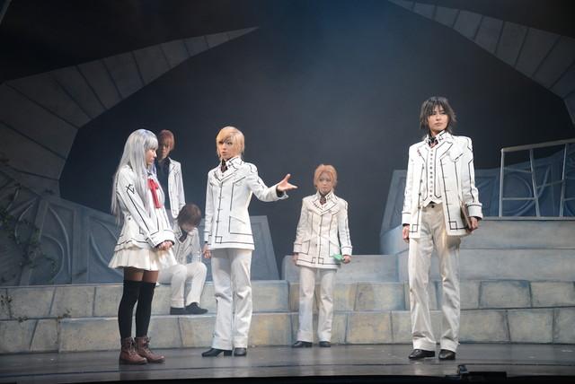 舞台「ヴァンパイア騎士」公開稽古の様子。 (c)樋野まつり/白泉社(LaLa)