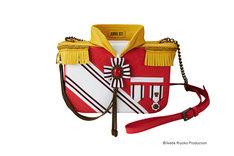 「ベルサイユのばら」のショルダーバッグ。