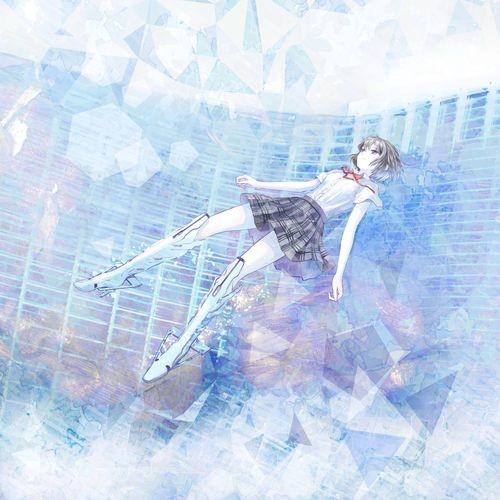 「ニッポンのマンガ*アニメ*ゲーム」展のキービジュアル。イラスト:アラキマリ ※イラストはイメージ