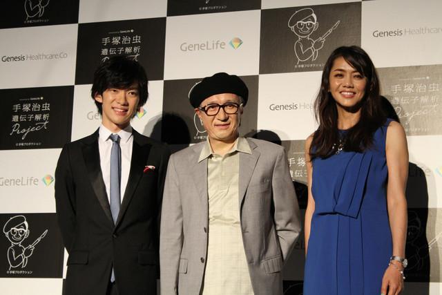 イベントではメンタリストDaiGo、前田典子も自身の遺伝子解析結果をもとにトークをしていた。