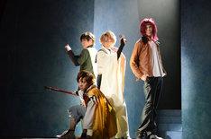 「最遊記歌劇伝-Reload-」公開稽古より。