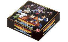「ドラゴンボールカードダス『復活する伝説』31弾・32弾 COMPLETE BOX」商品パッケージ。
